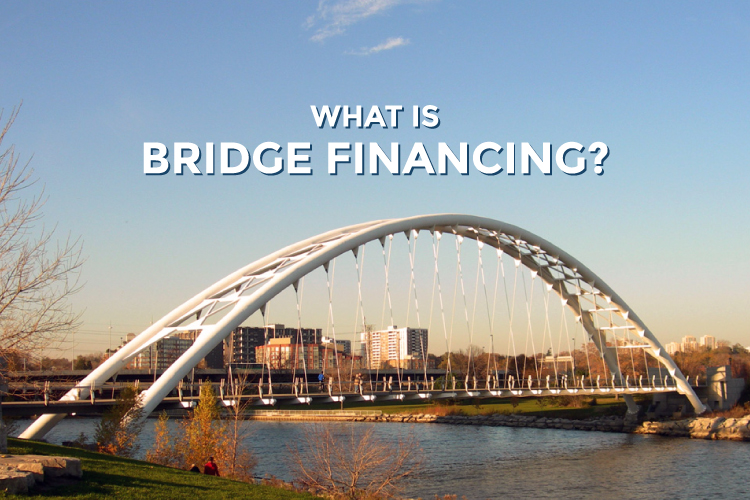 what is bridge financing blog
