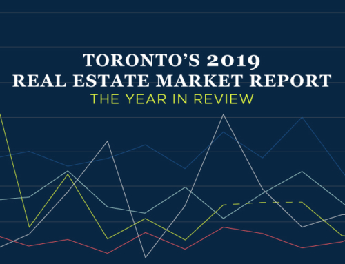 2019 TORONTO REAL ESTATE MARKET REPORT