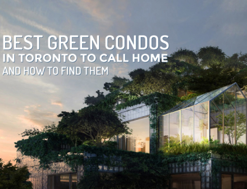 BEST GREEN CONDOS IN TORONTO TO CALL HOME