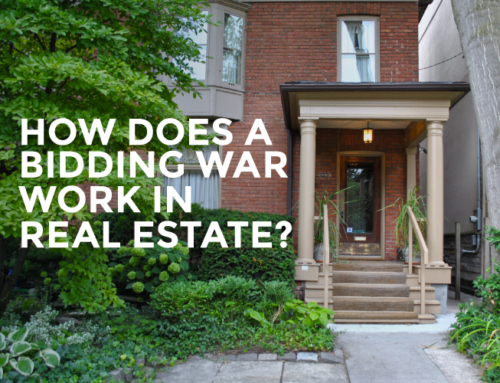 HOW DOES A BIDDING WAR WORK IN REAL ESTATE?