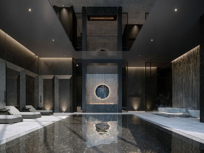untitled toronto condos indoor pool