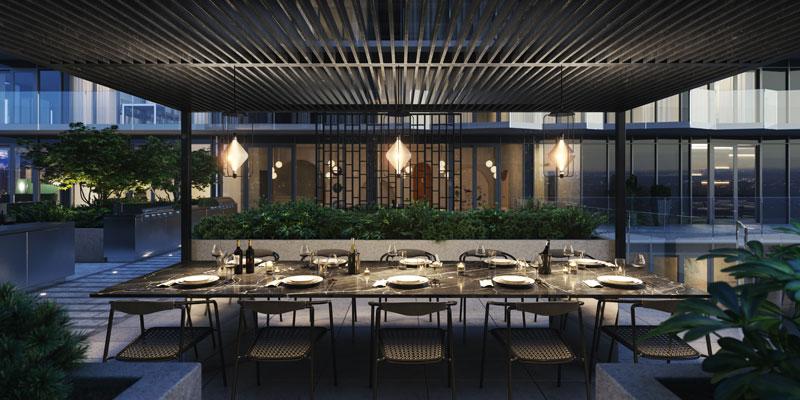 untitled toronto condos outdoor dining