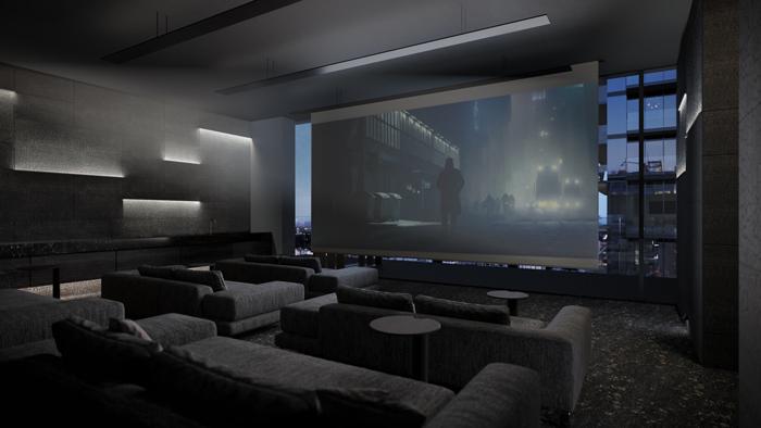 untitled toronto condos theatre