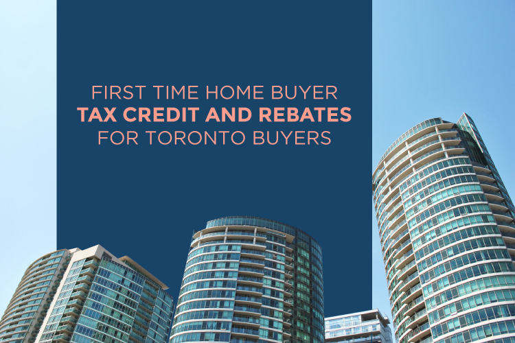 first time home buyer tax credit blog
