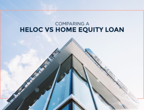 COMPARING A HELOC vs HOME EQUITY LOAN