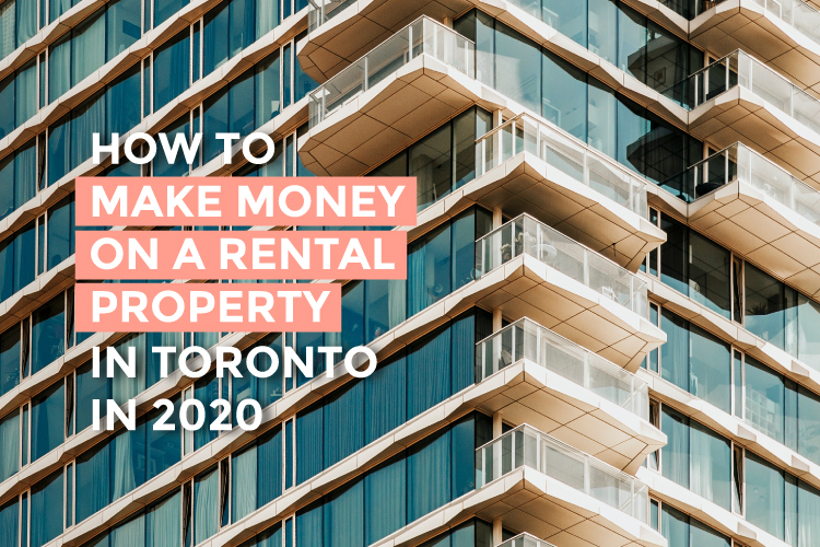 how to make money on a rental property blog
