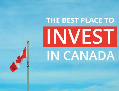 THE BEST PLACE TO INVEST IN REAL ESTATE IN CANADA 2021