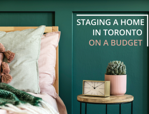 STAGING A HOME IN TORONTO ON A BUDGET