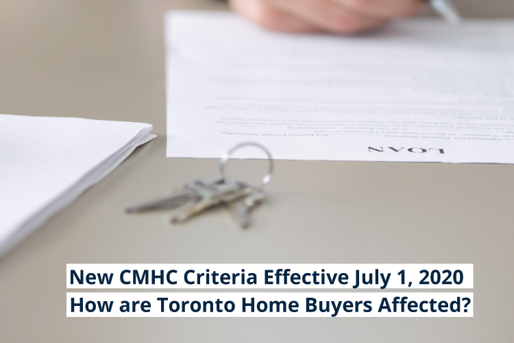 CMCH insurance home buyers toronto