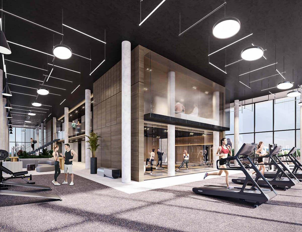 The_Buckingham_Grand_Central_Mimico_Gym