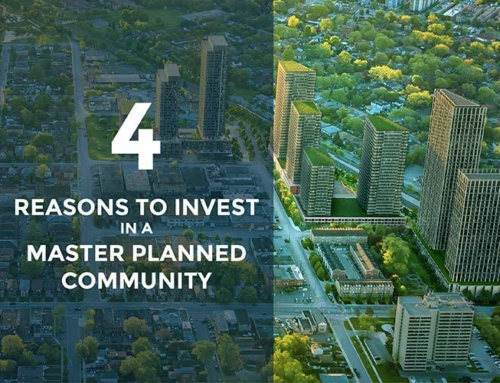 4 REASONS TO INVEST IN A MASTER PLANNED COMMUNITY