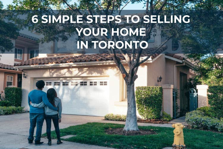 Selling your home in Toronto