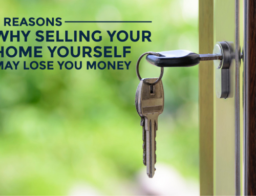 5 REASONS WHY SELLING YOUR HOME YOURSELF MAY LOSE YOU MONEY