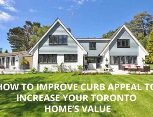 How to Improve Curb Appeal to Increase your Toronto Home's Value