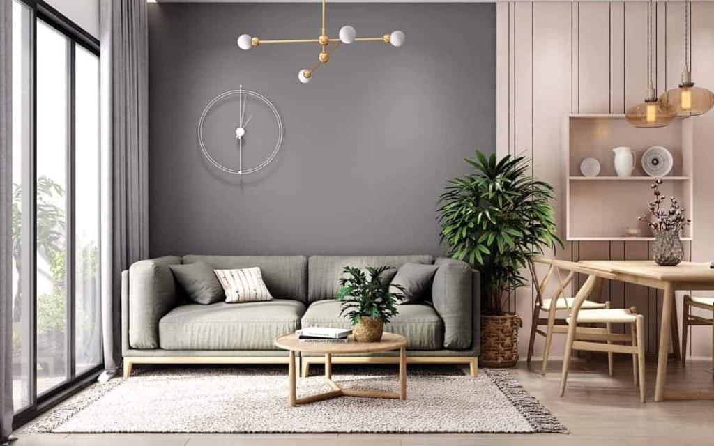 Luxury Minimalist - Interior Design Trend 2021