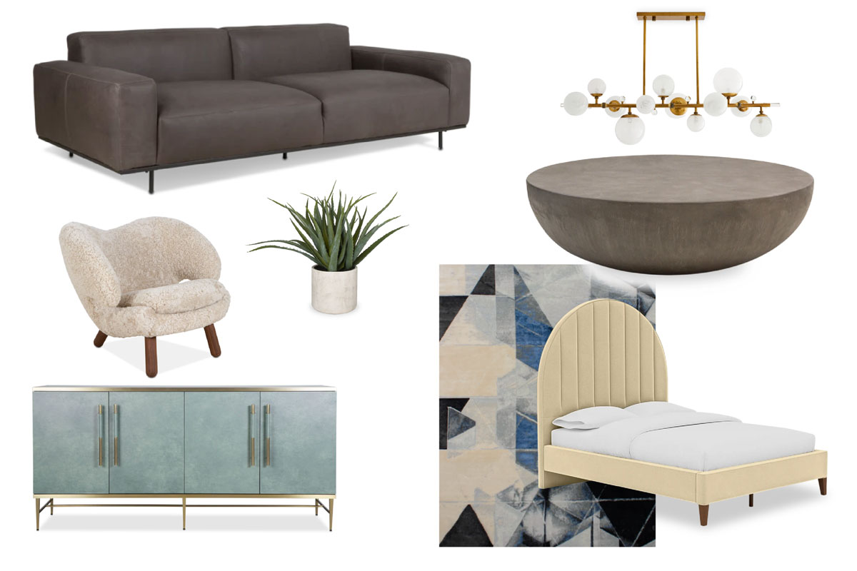 Furniture from Elte Toronto