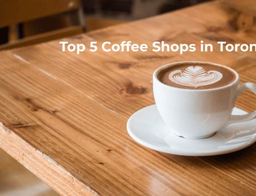 5 OF TORONTO'S BEST COFFEE SHOPS