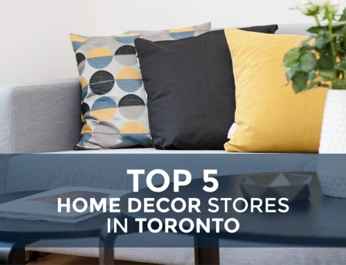 TOP 5 HOME DECOR STORES IN TORONTO