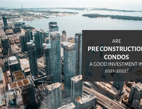 Are pre construction condos a good investment in 2021-2022?