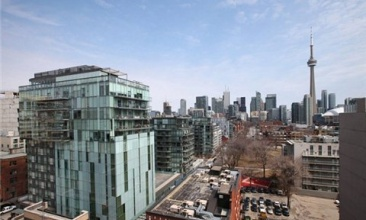 60 Bathurst, Toronto, Canada, 1 Bedroom Bedrooms, ,2 BathroomsBathrooms,Condo,Leased,Bathurst,1112