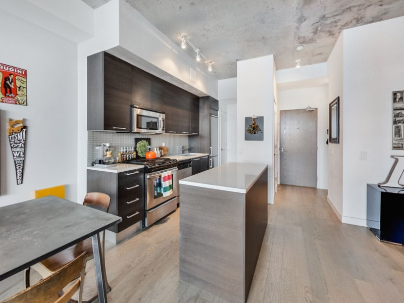 90 Broadview, Toronto, Canada, 1 Bedroom Bedrooms, ,2 BathroomsBathrooms,Condo,Sold,The Ninety,Broadview,1128