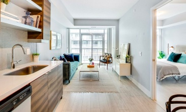 525 Adelaide, Toronto, Canada, 1 Bedroom Bedrooms, ,2 BathroomsBathrooms,Condo,Sold,Musee,Adelaide,8,1131