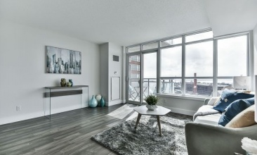 38 Joe Shuster, Toronto, Canada, 1 Bedroom Bedrooms, ,1 BathroomBathrooms,Condo,Purchased,Joe Shuster,1132