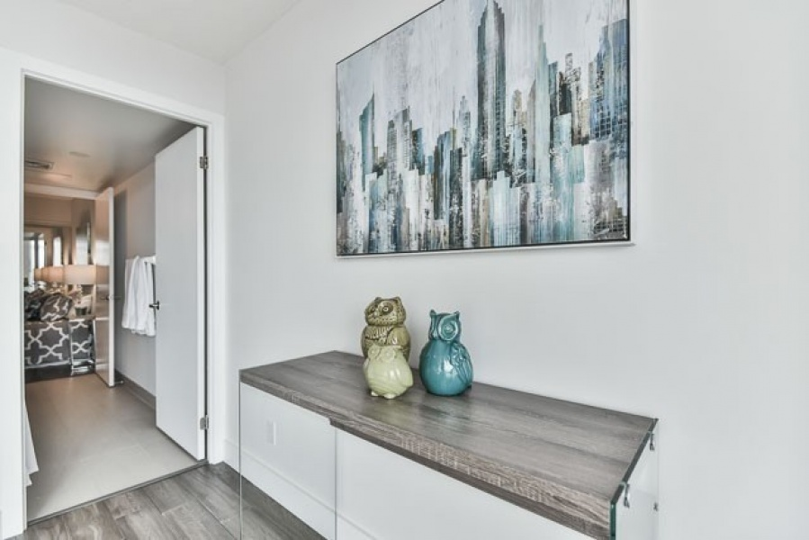 38 Joe Shuster, Toronto, Canada, 1 Bedroom Bedrooms, ,1 BathroomBathrooms,Condo,Leased,Joe Shuster,1133