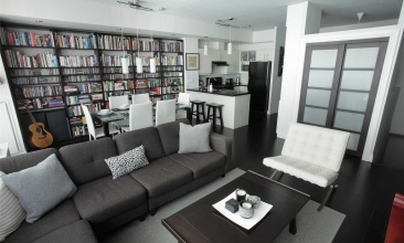 333 Adelaide, Toronto, Canada, 1 Bedroom Bedrooms, ,1 BathroomBathrooms,Condo,Purchased,Mozo Lofts,Adelaide,1134