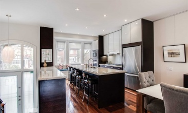 16 Mossom, Toronto, Canada, 3 Bedrooms Bedrooms, ,4 BathroomsBathrooms,House,Purchased,Mossom,1140