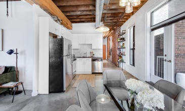 363 Sorauren, Toronto, Canada, 1 Bedroom Bedrooms, ,1 BathroomBathrooms,Condo,Sold,Robert Watson Lofts,Sorauren,1141