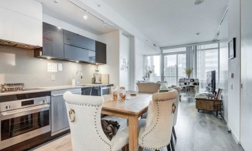1411-125 Peter, Canada, 1 Bedroom Bedrooms, ,1 BathroomBathrooms,Condo,Purchased,Peter,1142