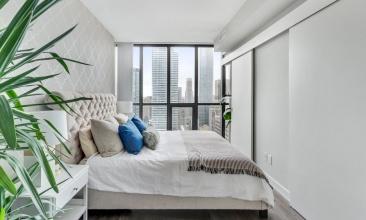 110 Charles St, Toronto, Canada, 2 Bedrooms Bedrooms, ,2 BathroomsBathrooms,Condo,Sold,Charles St,1144