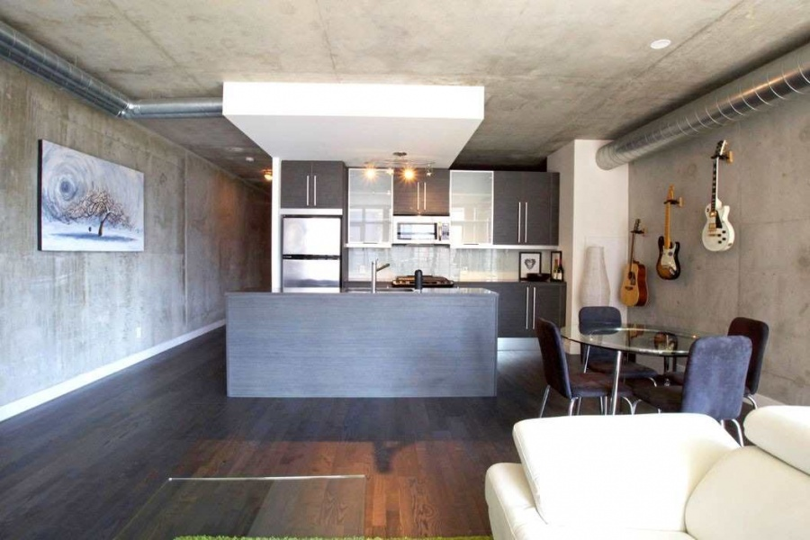 138 Princess St, Toronto, Canada, 2 Bedrooms Bedrooms, ,2 BathroomsBathrooms,Condo,For Rent,East Lofts,Princess St,1153