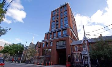 501 Adelaide St W, Toronto, Canada, 1 Bedroom Bedrooms, ,1 BathroomBathrooms,Condo,For Rent,Adelaide St W,1162