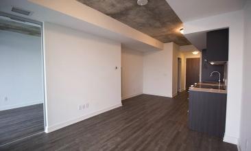 15 Baseball Pl, Toronto, Canada, 1 Bedroom Bedrooms, ,1 BathroomBathrooms,Condo,Leased,Rvierside Square,Baseball Pl,1177