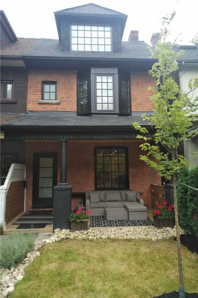 243 Withrow, Toronto, Canada, 4 Bedrooms Bedrooms, ,4 BathroomsBathrooms,House,Purchased,Withrow,1207