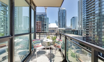 8 Telegram Mews, Toronto, Canada, 2 Bedrooms Bedrooms, ,2 BathroomsBathrooms,Condo,Sold,Telegram Mews,8,1221