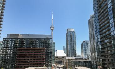8 Telegram Mews, Toronto, Canada, 2 Bedrooms Bedrooms, ,2 BathroomsBathrooms,Condo,Sold,Telegram Mews,8,1221