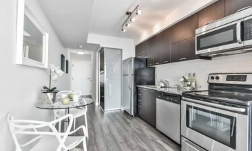 38 Joe Shuster, Toronto, Canada, 1 Bedroom Bedrooms, ,1 BathroomBathrooms,Condo,Leased,Joe Shuster,1223