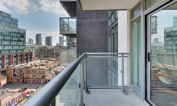 525 Adelaide, Toronto, Canada, 1 Bedroom Bedrooms, ,1 BathroomBathrooms,Condo,Sold,Musée Condos,Adelaide ,10,1225