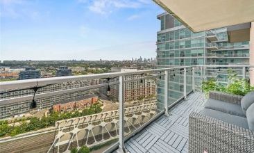 50 Lynn Williams, Canada, 1 Bedroom Bedrooms, ,1 BathroomBathrooms,Condo,Purchased,Battery Park,Lynn Williams,1228