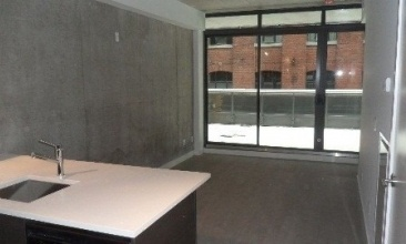 90 Broadview, Toronto, Canada, 1 Bedroom Bedrooms, ,1 BathroomBathrooms,Condo,Leased,The Ninety,Broadview,2,1231