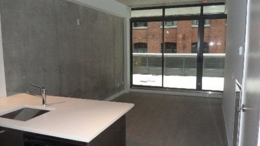 90 Broadview, Toronto, Canada, 1 Bedroom Bedrooms, ,1 BathroomBathrooms,Condo,Leased,The Ninety,Broadview,2,1231