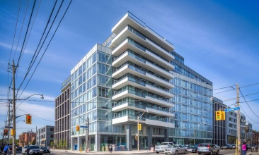 1190 Dundas, Toronto, Canada, 1 Bedroom Bedrooms, ,1 BathroomBathrooms,Condo,For Rent,The Carlaw,Dundas ,10,1235