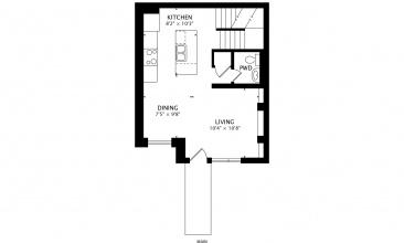 54 Curzon, Toronto, Canada, 3 Bedrooms Bedrooms, ,3 BathroomsBathrooms,House,Sold,Curzon,1241