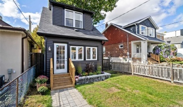 204 Woodmount, Toronto, Canada, 3 Bedrooms Bedrooms, ,2 BathroomsBathrooms,House,Purchased,Woodmount,1242