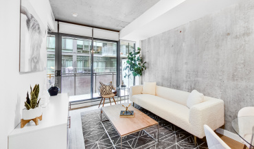 Broadview 90, Toronto, Canada, 1 Bedroom Bedrooms, ,1 BathroomBathrooms,Condo,Sold,The Ninety,90,5,1249