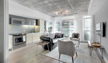 1190 Dundas, Toronto, Canada, 1 Bedroom Bedrooms, ,1 BathroomBathrooms,Condo,Sold,The Carlaw,Dundas,1250