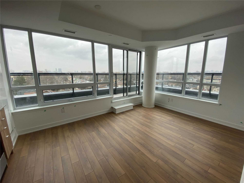 630 Greenwood, Toronto, Canada, 1 Bedroom Bedrooms, ,1 BathroomBathrooms,Condo,Leased,Platform Condos,Greenwood,6,1251